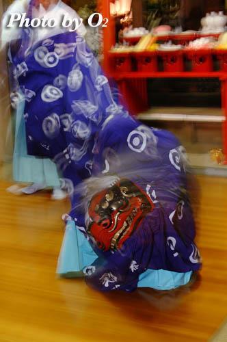 函館市 厳島神社 本祭