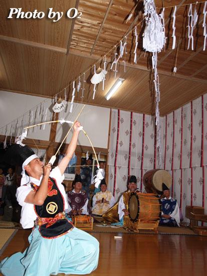 平成17年 有川大神宮本祭・神遊舞