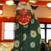 平成18年 江差町・八大龍王神で奏上された神楽舞