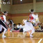 函館市・ひろめ舟祭り 安浦駒踊り