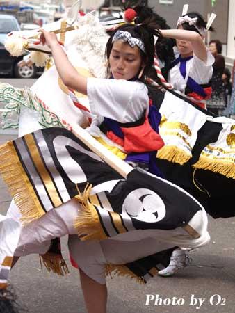 函館 安浦駒踊り 2006