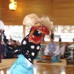 平成18年 鹿部町・鹿部稲荷神社本祭「十二の手獅子舞」