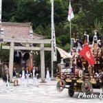 江差町・姥神大神宮渡御祭 2005年