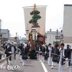 姥神大神宮渡御祭・下町渡御(平成18年)