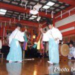 平成18年 函館市・大森稲荷神社本祭「神遊舞」