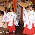 平成18年 函館市・湯倉神社例大祭「浦安の舞」