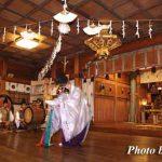 平成18年 函館市・湯倉神社例大祭「三番叟」