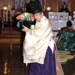 平成18年 北斗市・上磯八幡宮例祭「千歳(せんざい)」