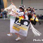 函館市・安浦稲荷神社例祭 安浦駒踊り