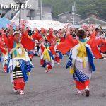 函館市・ひろめ舟祭り 豊崎手踊り