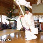 鹿部町・鹿部稲荷神社宵宮祭(平成19年)
