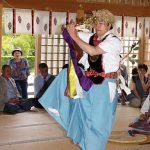鹿部町・鹿部稲荷神社本祭 荒馬舞(平成19年)