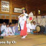 福島町・福島大神宮宵宮祭「鈴上舞と佐々良」(平成19年)