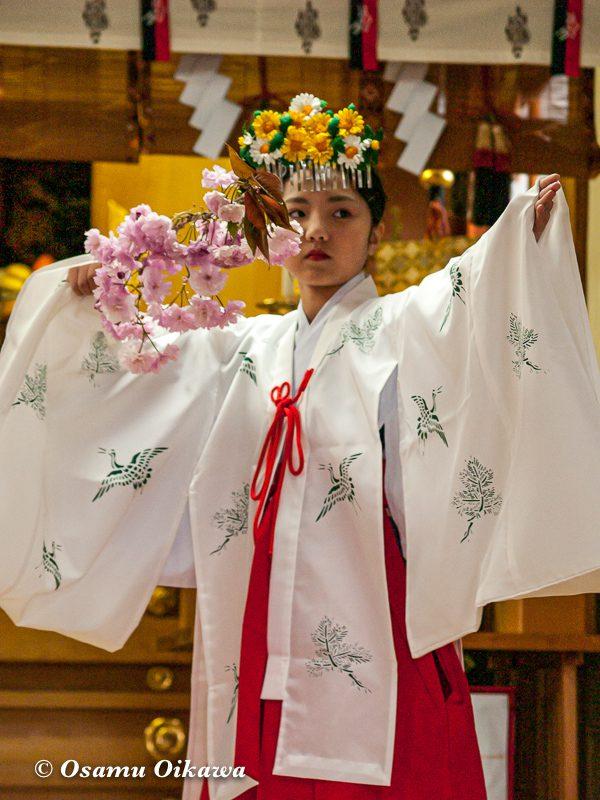 平成20年 函館市 石崎地主海神社 春季例祭 豊栄の舞03