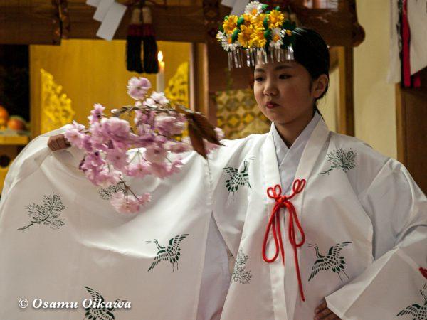 平成20年 函館市 石崎地主海神社 春季例祭 豊栄の舞05