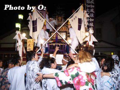 北海道,江差町,姥神大神宮渡御祭,北海道遺産,祭り,神社,平成20年,下町巡行,新地,山車