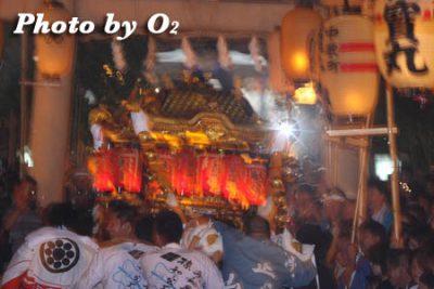北海道,江差町,姥神大神宮渡御祭,山車,祭り,北海道遺産,下町巡幸,宿入れの儀