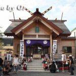 札幌市 札幌村神社・宵宮祭