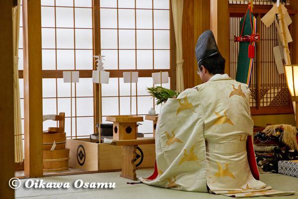 平成25年 福島町・川濯神社敬神婦人講 新年祭  2013年
