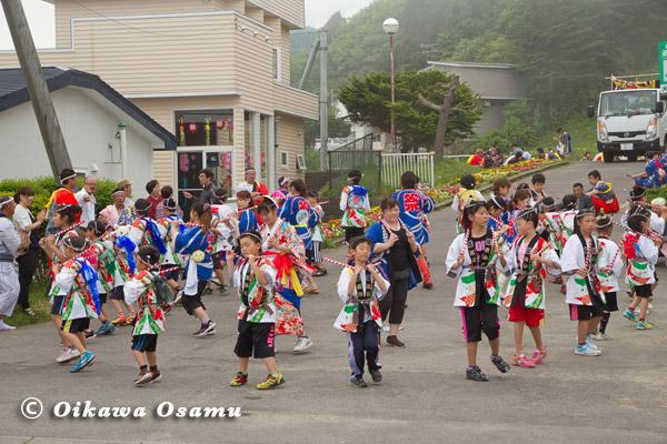 大船稲荷神社 渡御祭 踊り山