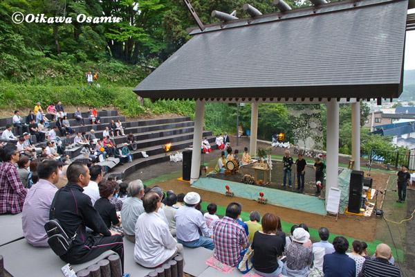 平成25年 福島町・第18回 かがり火コンサート 2013