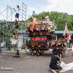 平成25年・姥神大神宮渡御祭【祭りのあと編】