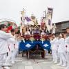 平成25年 姥神大神宮渡御祭・下町巡行 2013