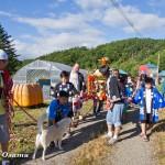 平成25年 厚沢部町・鷲ノ巣神社本祭 祭り風景