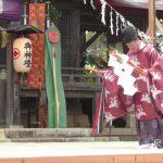 【動画】平成28年度松前神楽北海道連合保存会合同公演 榊舞(さかきまい)