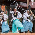 【動画】平成28年度松前神楽北海道連合保存会合同公演 四ヶ散米舞