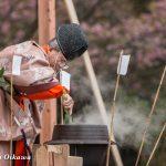 【動画】平成28年度 松前神楽北海道連合保存会合同公演 鎮釜湯立式 (二)