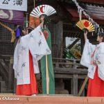 【動画】平成28年度松前神楽北海道連合保存会合同公演 八乙女舞