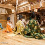 平成28年 函館市・尻岸内八幡神社鎮座四百年祭 宵宮祭