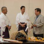 HBC制作・ダイドードリンコ「日本の祭り」2016 松前神社例大祭 制作記者会見