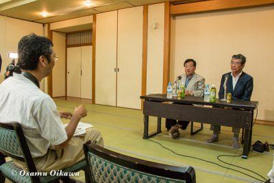 ダイドー日本の祭り 記者会見 松前神社例大祭