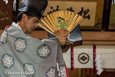 松前神社 2016 松前神楽 千歳