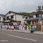 平成28年 松前町・松前神社例大祭(宵宮祭)