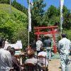 平成27年 北斗市・葛登支稲荷社(かっとしいなりしゃ)例祭