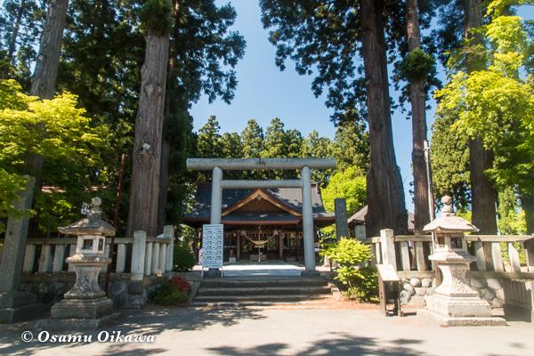 平成29年 山形県長井市 総宮神社