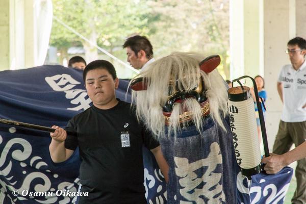 平成29年 山形県長井市 黒獅子 小学校 練習