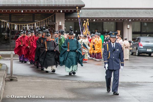 平成29年 北海道神宮例祭 神事