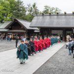 平成29年 北海道神宮例祭【本祭】(通称:札幌まつり)