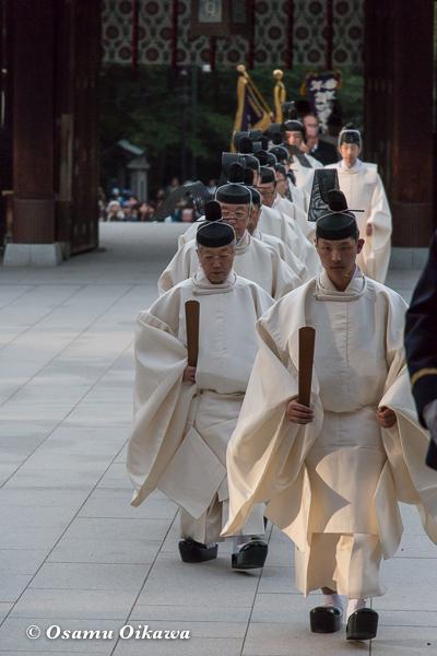 平成29年 北海道神宮例祭 宵宮祭