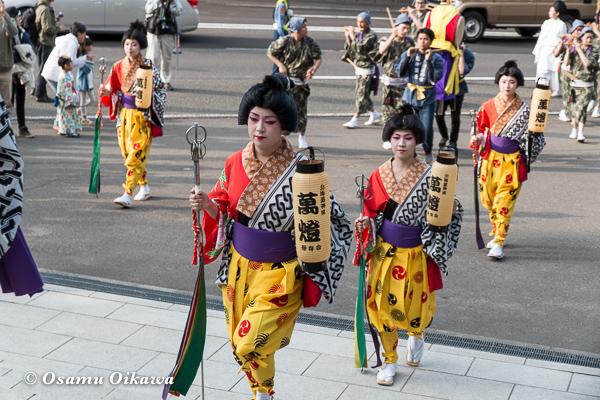 平成29年 北海道神宮例祭 渡御祭 戻り