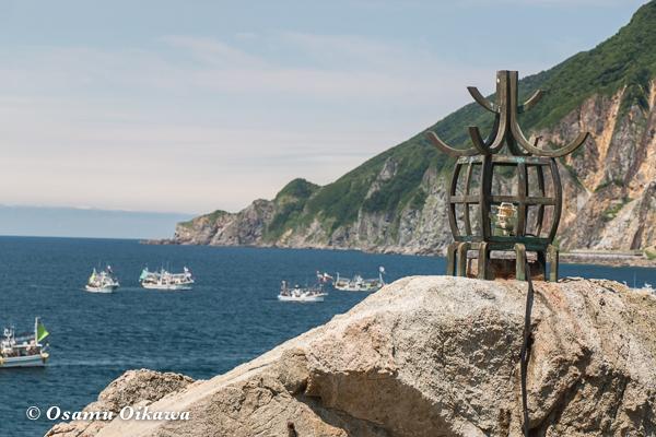 平成29年 せたな町 太田神社例祭 海上渡御