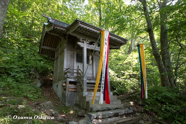 平成29年 せたな町 太田神社例祭 女人堂