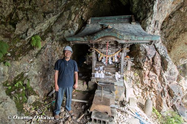 平成29年 せたな町 太田神社例祭 本殿