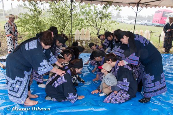 H29 新ひだか町 イチャルパ 先祖供養祭 アイヌ文化交流会 アイヌ古式舞踊