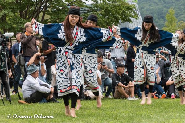 平成29年 平取町 二風谷 チプサンケ アイヌ古式舞踊