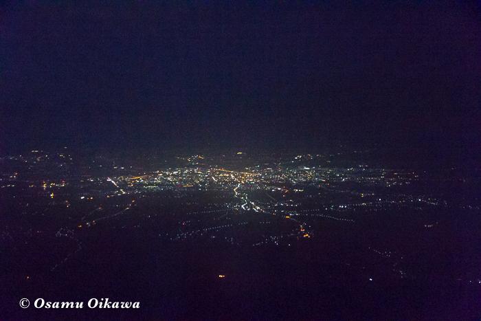 平成29年 青森県弘前市 お山参詣 岩木山にて 頂上より